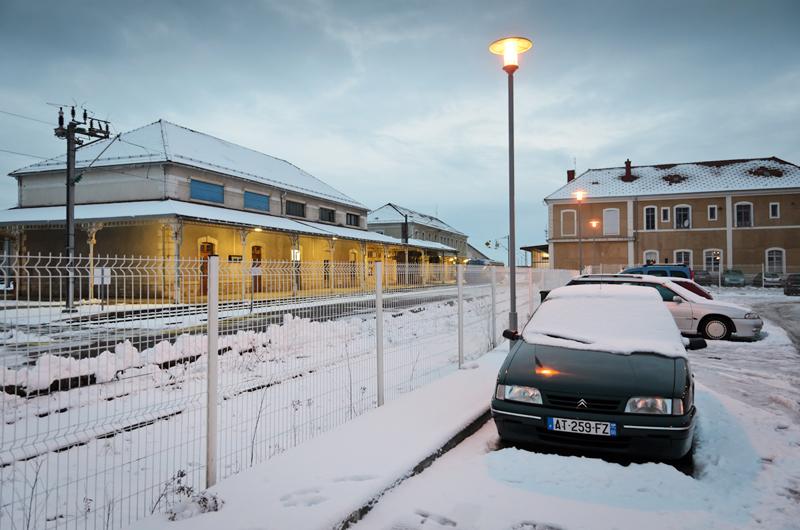 Ponterlier Station