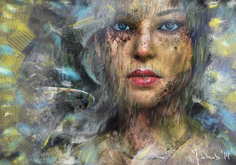 Lara-Abstract