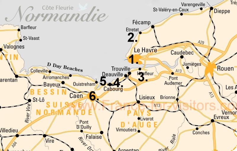 normandie-map